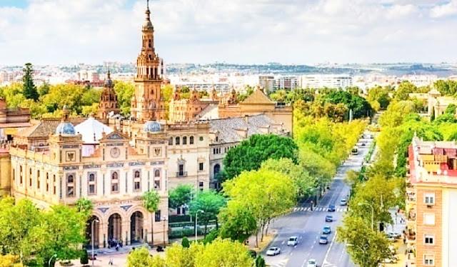 السياحة في اسبانيا