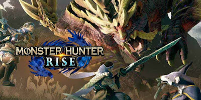 Tanggal Rilis Game Monster Hunter Rise untuk PC