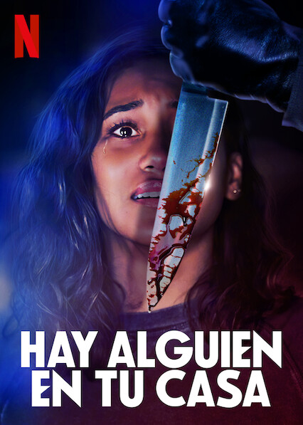 There's Someone Inside Your House (2021) NF WEB-DL 1080p Latino