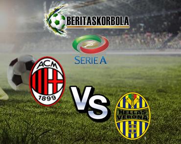 Prediksi Bola : AC Milan vs Hellas Verona 17 Oktober 2021