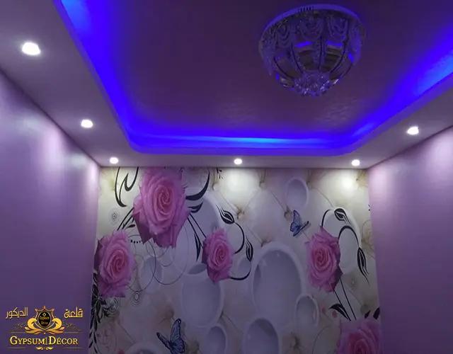 حوائط غرف نوم 2022