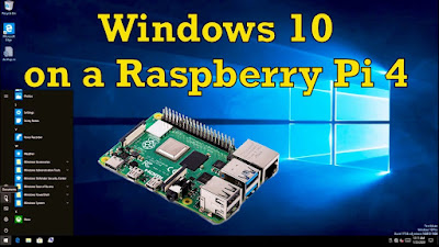 Windows on Raspberry