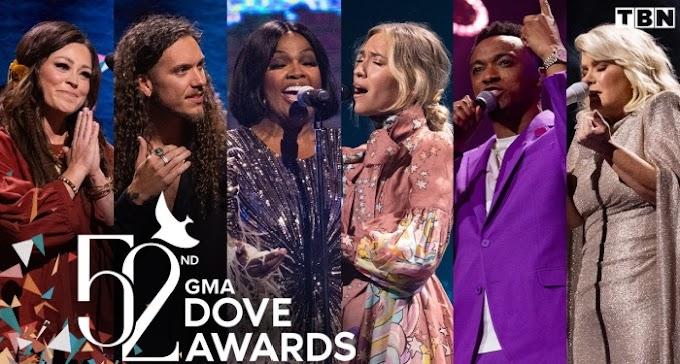 GMA Dove Awards Announce 2021 Winners