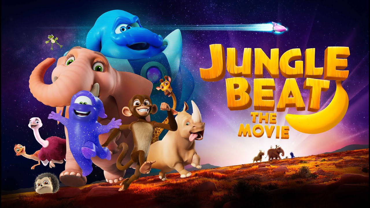Jungle Beat: The Movie (2020) WEB-DL Dual Audio [Hindi DDP5.1-English DD5.1] 480p, 720p & 1080p HD | 10bit HEVC ESub