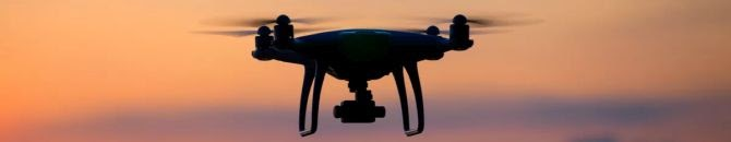 Drone Spotted In Pathankot: Alert Sounded