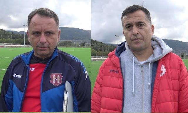 Δείτε στο πιο κάτω βίντεο τι δήλωσαν μετά τον αγώνα στην Πλαγιά ο προπονητής της γηπεδούχου ομάδας κ. Άρης Φερεντίνος και ο προπονητής του Απόλλωνα Πάργας κ. Λευτέρης Βέρμπης