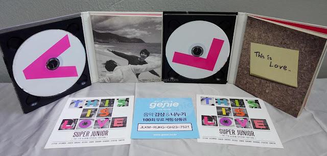 This is Love SuJu Mini Album