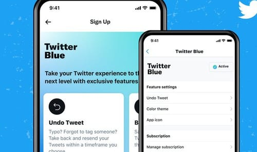 Twitter plans to add new features to Twitter Blue