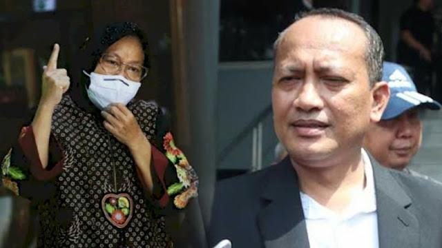 Eka Gumilar Minta Presiden Jokowi Berhentikan Risma, Ganti dengan yang Lebih Waras