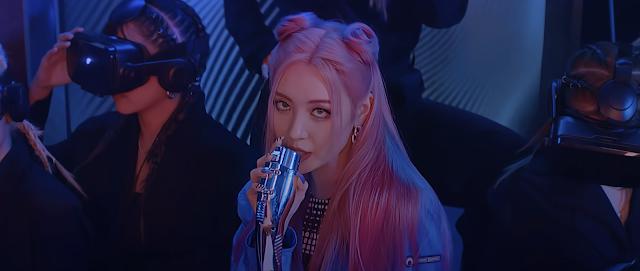 'Go or Stop?', el comeback de Sunmi para DWN Kia en los Worlds 2021