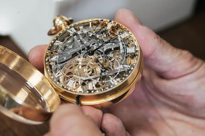 Đồng hồ Breguet - Marie Antoinette