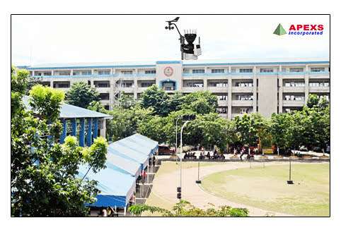 APEXS: 2018 Cebu Technological University (CTU) Main Campus Weather Station Training and Installation