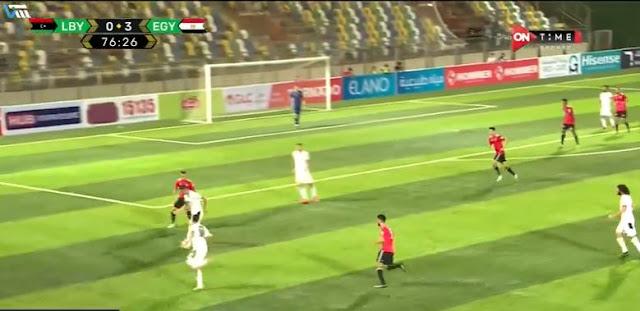 الشوط الثاني ... متابعة مباراة القمة بين منتخب ليبيا ضد منتخب مصر بث مباشر الأن في كاس العالم 2022