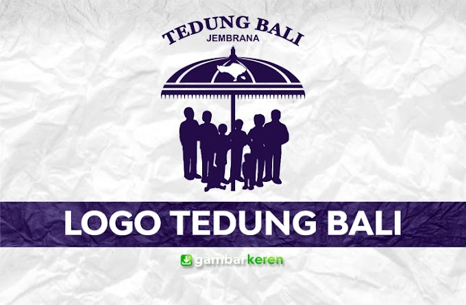 Logo Tedung Bali PDF Bisa Di Edit
