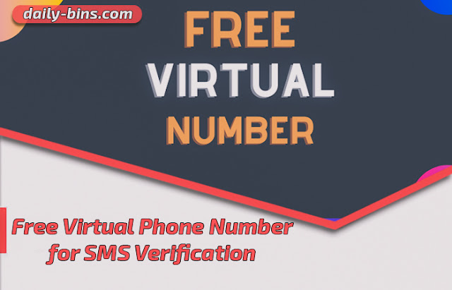 Free Virtual Phone Number for SMS Verification