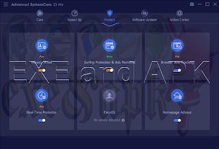 Advanced SystemCare Pro 15 برنامج صيانة النظام
