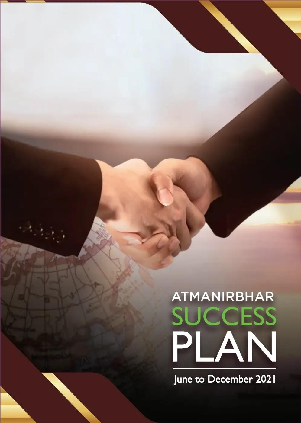 Atmanirbhar Success Plan