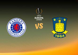 Glasgow Rangers vs Brondby IF  Resumeny goles