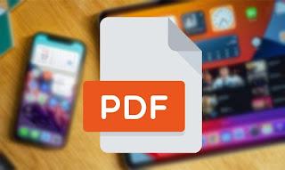 Cách lưu trang web dưới dạng PDF cực đơn giản trên iOS