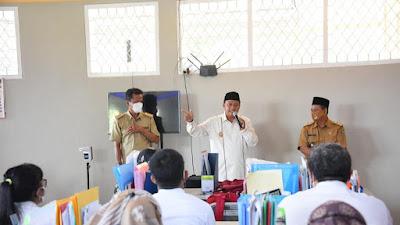 Wagub Jabar Tinjau PTM Terbatas di Puncak