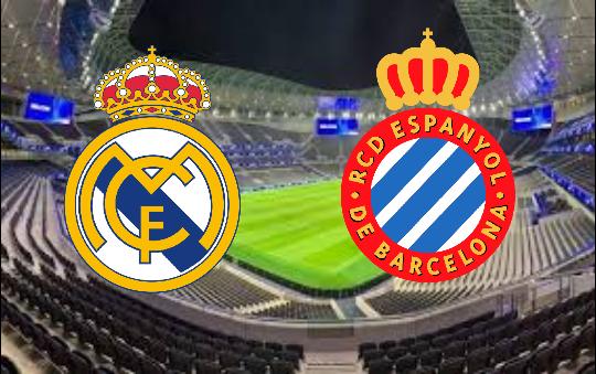 بث مباشر ريال مدريد و إسبانيول ضمن مباريات الليغا الإسبانية