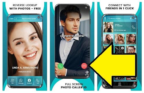 افضل تطبيق لمعرفة اسم وصورة المتصل وموقعه مجانا للاندرويد