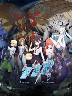 Ancient Girl's-Frame anime