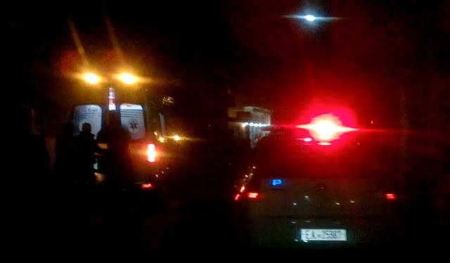 Αργολίδα: Εκτροπή αυτοκινήτου στον κόμβο Νέα Τίρυνθας