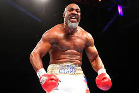 Shannon Briggs Net Worth, Income, Salary, Earnings, Biography, How much money make?