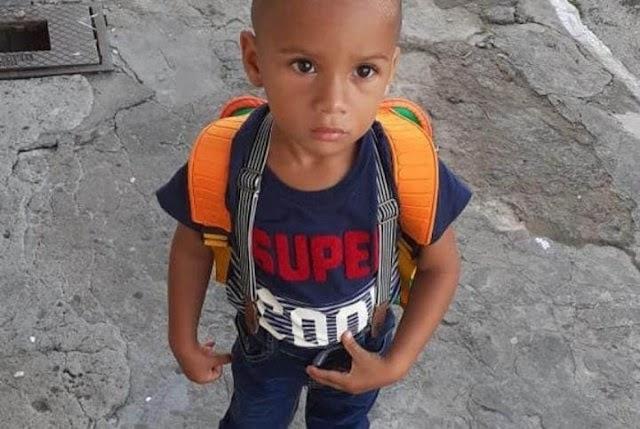 Menino de 3 anos morre após choque elétrico no interior da Bahia