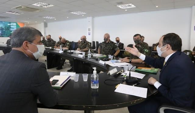 Exército escolhe Pernambuco para receber nova Escola de Formação e Graduação de Sargentos