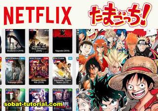 Cara Nonton Film Netflix dan Anime Sub Indo di Telegram