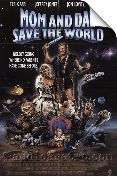 Mom And Dad Save The World (1992)