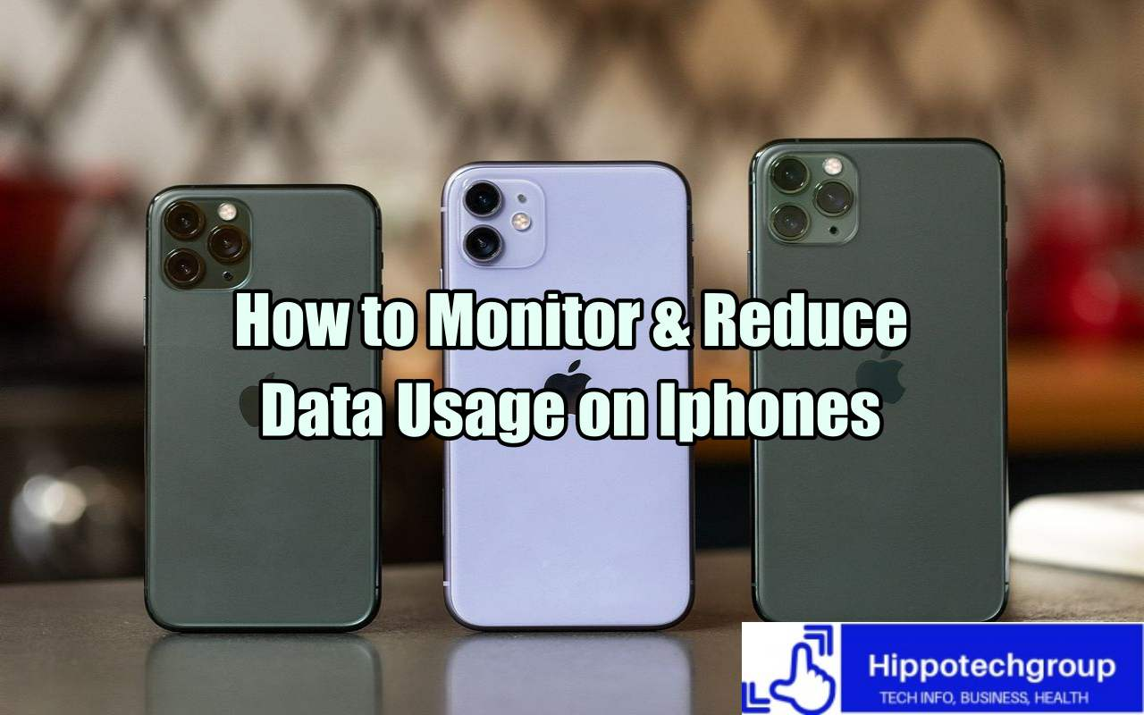 Ultimate Guide: How To Monitor and Reduce Data Usage on iPhones
