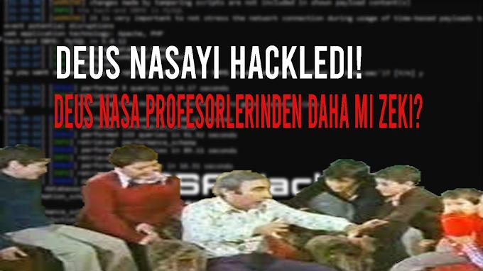 Dünyayı Sarsan Şok Haber! Türk Hacker Nasayı Hackledi!