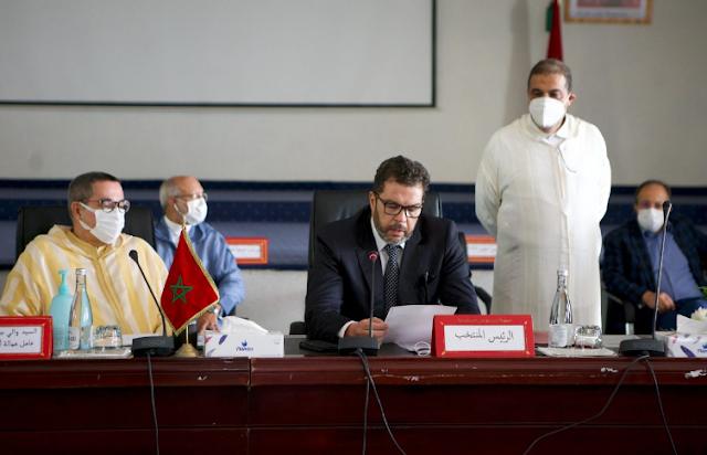 مجلس جهة سوس ماسة يعقد دورته الاستثنائية يوم الاثنين المقبل