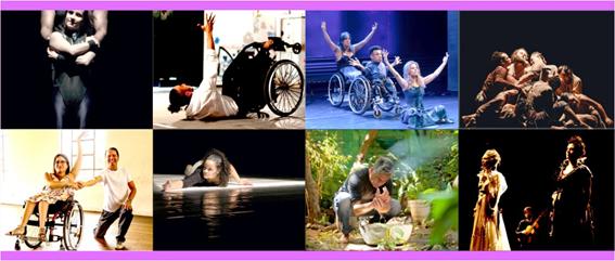 Arte: Espetáculos premiados do Sudeste são lançados no Festival Funarte Acessibilidança