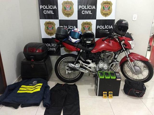 DIG de Registro-SP identificam e prendem integrante de organização criminosa que aplicou mais de 20 golpes na cidade