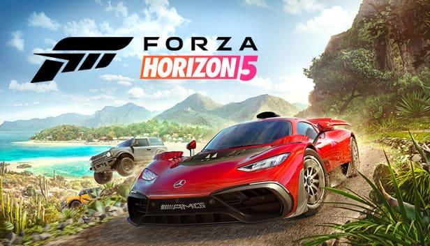 لعبة Forza Horizon 5 للاندرويد