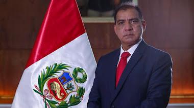 Conoce el perfil de Luis Barranzuela, quien juró como nuevo ministro del Interior