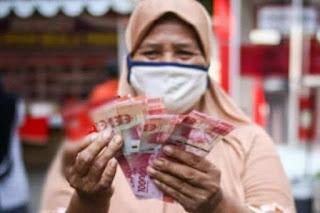 Ini Nama-Nama Penerima Bantuan Cek Bansos BPNT Bulan Oktober 2021 Cair