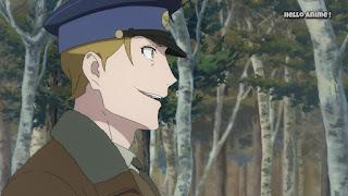 月とライカと吸血姫 第3話 ユスティン   Tsuki to Laika to Nosferatu