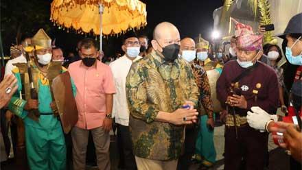 Royal Dinner Festival Adat Kerajaan Nusantara I