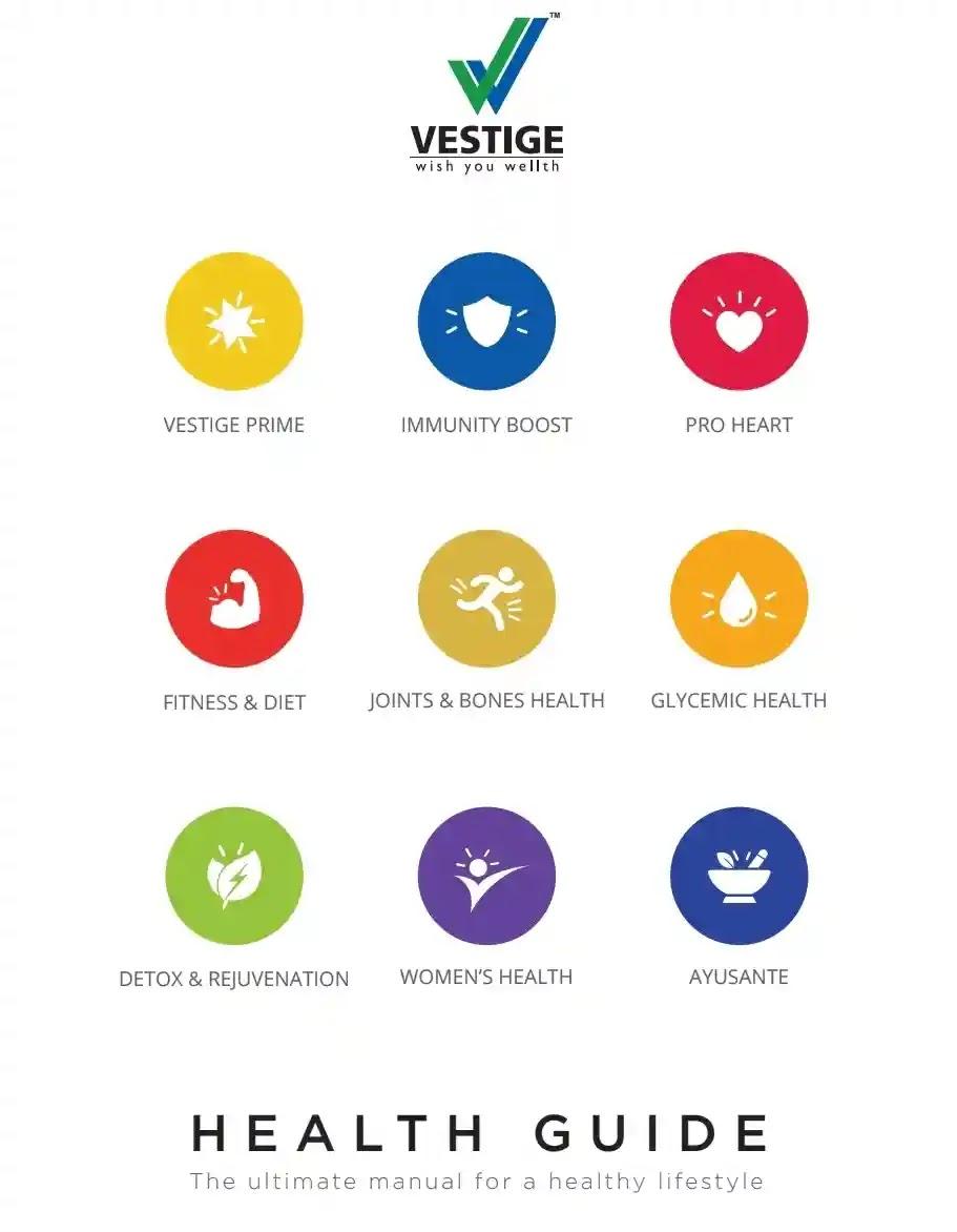 Vestige Health Guide Pdf