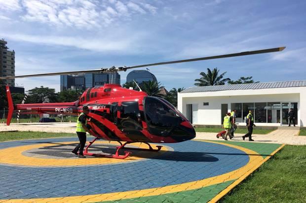 Daftar Harga Sewa Helikopter Makassar, Sulawesi Selatan