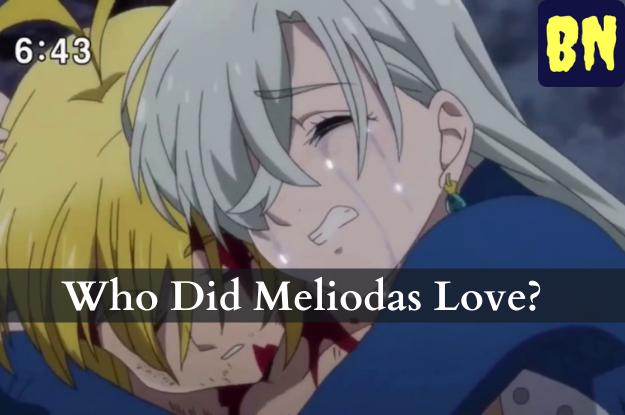 Who Did Meliodas Love?
