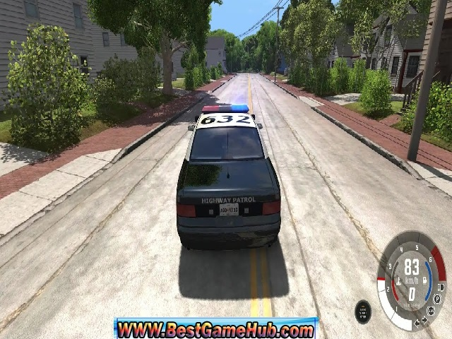 BeamNG Drive Game Free Download From BestGameHub