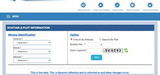 How to Check Khatiyan & Plot Information