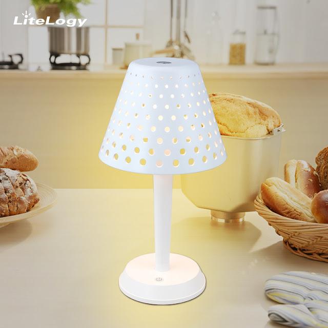 mesh table lamp BC988