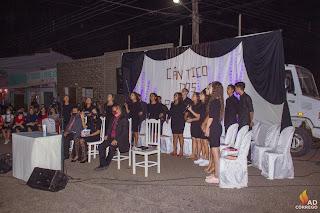 Comemoração dos 23 anos do Cântico dos Remidos